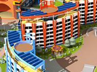 Реконструкция детского оздоровительного центра