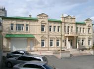 Администротивное здание в Ставрополе