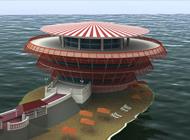 Проект по устройству набережной в Джубге
